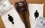 Что входит в кодекс о разделе имущества?