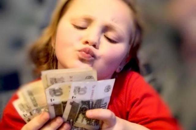 Взыскание алиментов на несовершенолетних детей - размер, оформление, порядок выплат